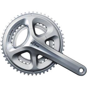 Shimano 105 FC-5800 Krank 2x11-speed 53-39 tænder sølv